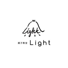 親子教室Lightロゴデザイン